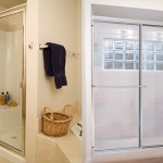 Shower Enclosure in a Bathroom