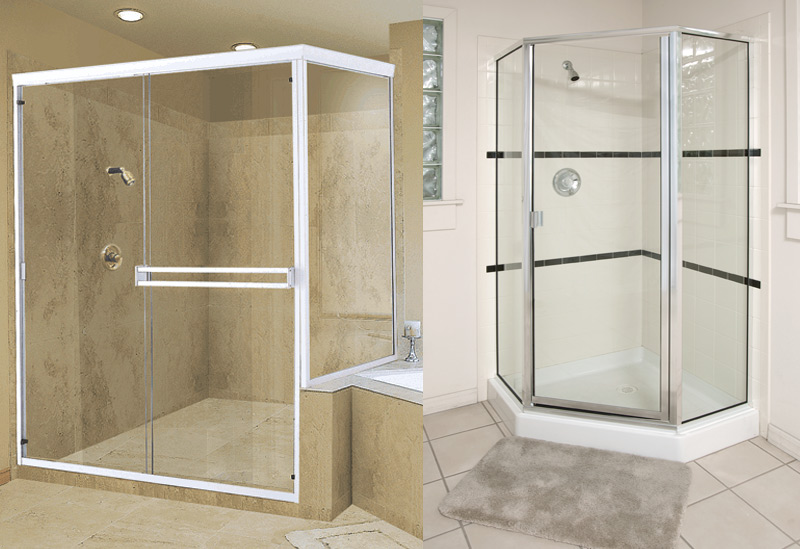 SHOWER CONFIGURATIONS