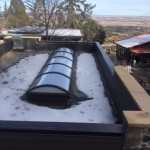 Commercial Glass Roof Window in Colorado Springs