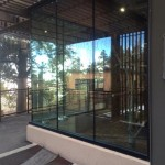 Custom Installed Commercial Glass at Cheyenne Mountain Zoo